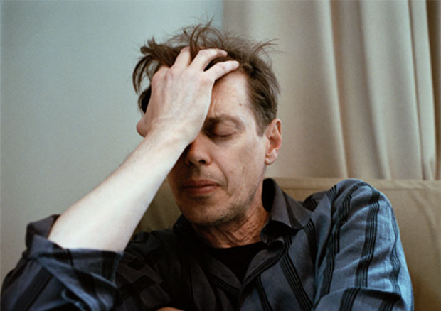 Sam Taylor-Johnson, Steve Buscemi, 2004, Aus der Serie: Crying Men, 2002–2004, C-Print, 99,2 x 99,2 cm, gerahmt Courtesy White Cube   - © Sam Taylor-Johnson